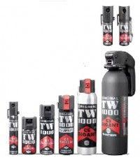 CS Gas Abwehrsprays