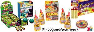 Feuerwerk Kat. I (F1)