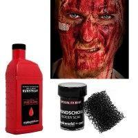 Kunstblut und Bluteffekte