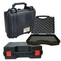 Kunststoff Koffer und Outdoor Case