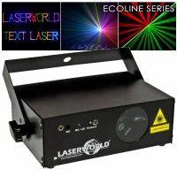 Laserworld Ecoline Laser & Zubehör