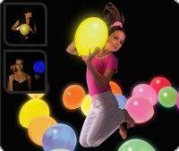 LED Ballons und Zubehör