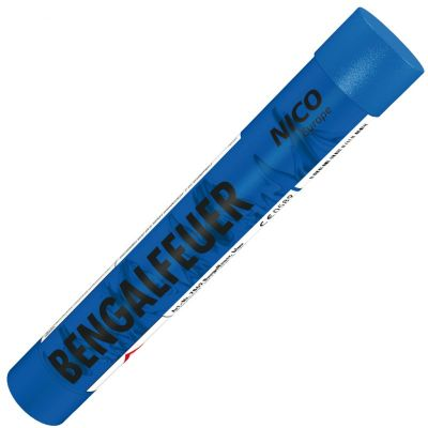 Nico Bengalfeuer Blau - 40 Sek. - F1
