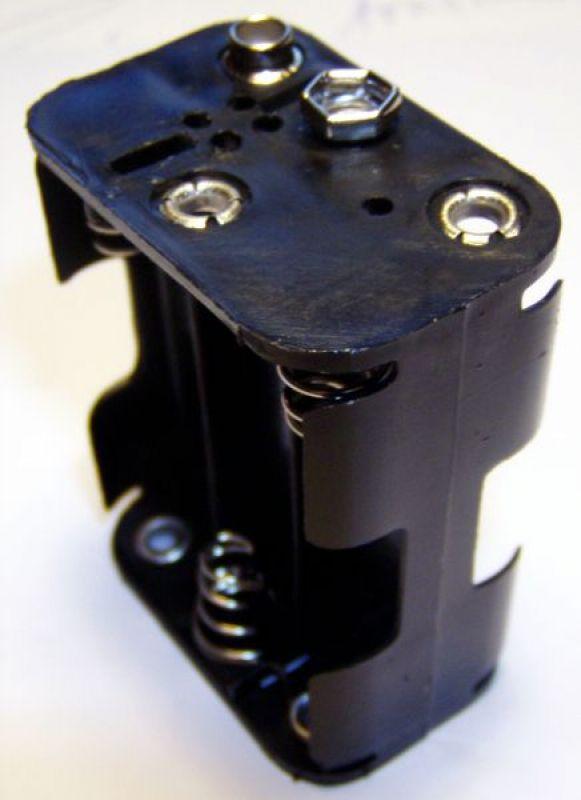 EXCITER Funkzündanlage Batteriehalter
