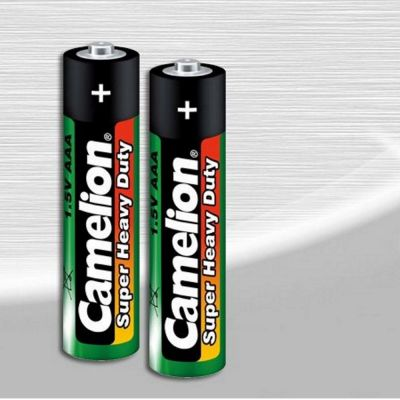 Camelion AAA Batterie Super Heavy Duty R03P, Micro
