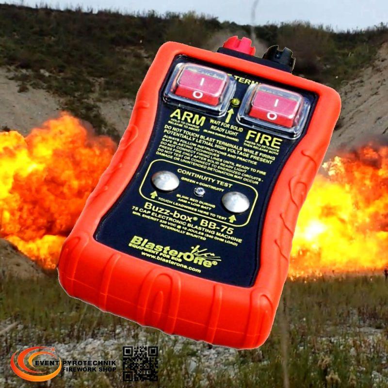 BB-75 Blaster One Zündanlage 320 Volt