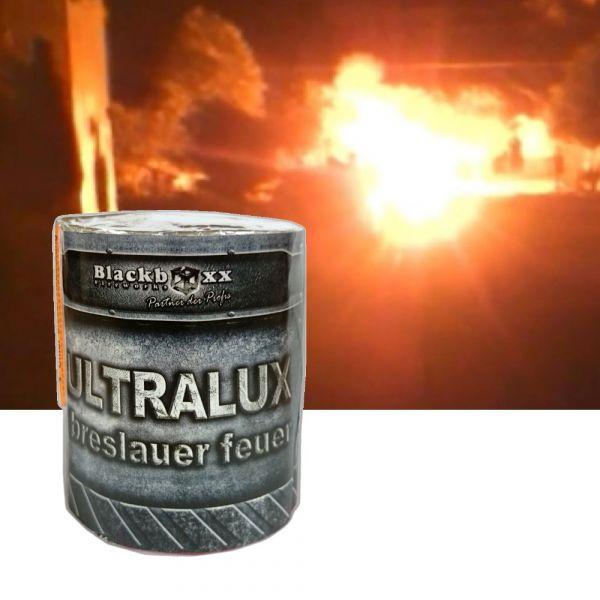 Ultralux Magnesium Starklichttopf Gelb T1 Breslauer Feuer - 30 sec.