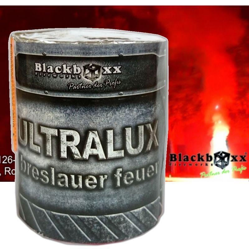 Ultralux Magnesium Starklichttopf Rot T1 Breslauer Feuer - 30 sec.