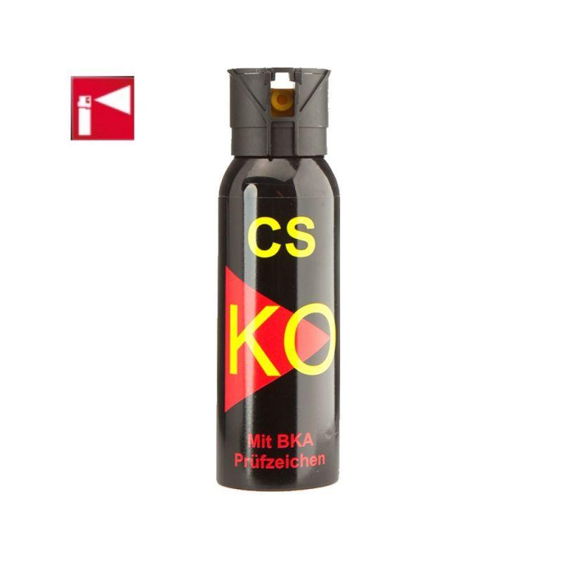 Ballistol CS KO BKA 100ml CS Gas Abwehrspray