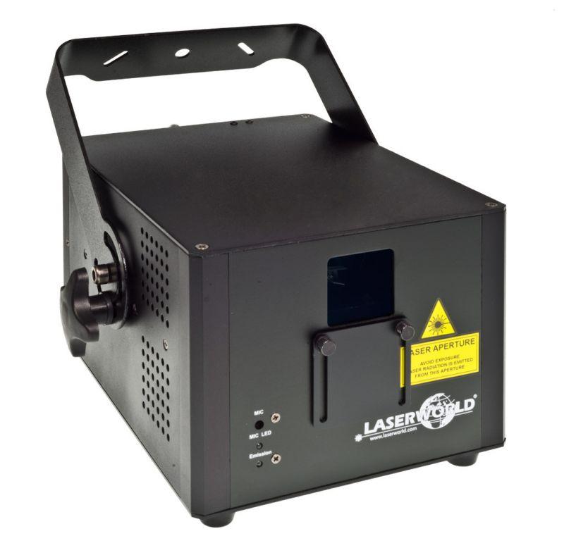 Laserworld CS-2000RGB MKII - ILDA DMX Showlaser