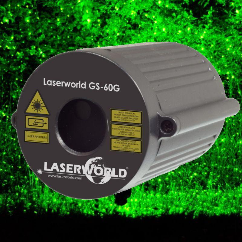 Gartenlaser Laserworld GS-60G II
