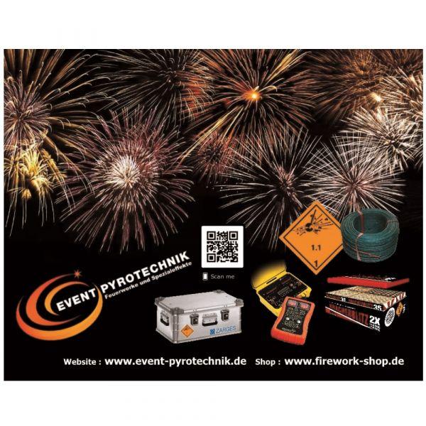 Mousepad Event-Pyrotechnik Firework-Shop