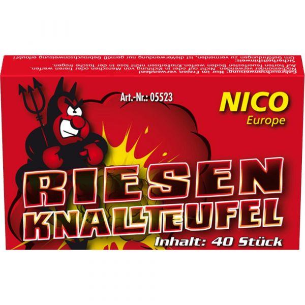 Nico Riesen Knallteufel 40er Schachtel - F1