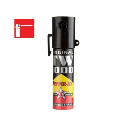 Tier Abwehrspray TW1000 Pfefferspray JET Lady 20 ml