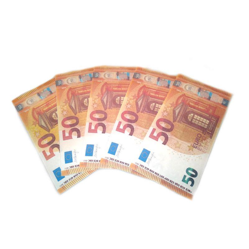 Pyrogeld Zaubergeld 50 Euro Schein