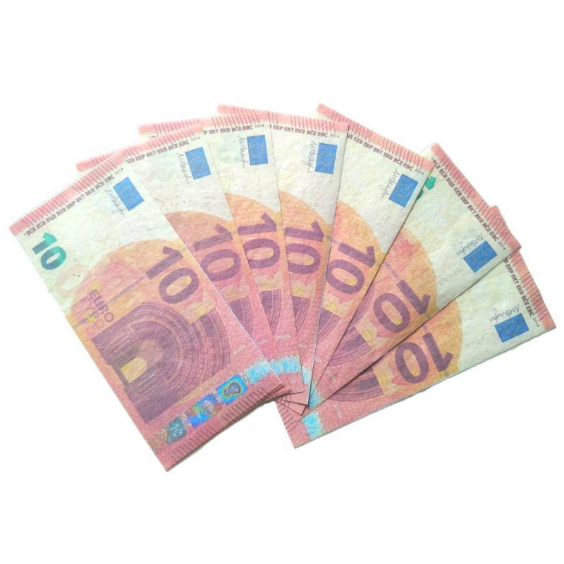 Pyrogeld Zaubergeld 10 Euro Schein