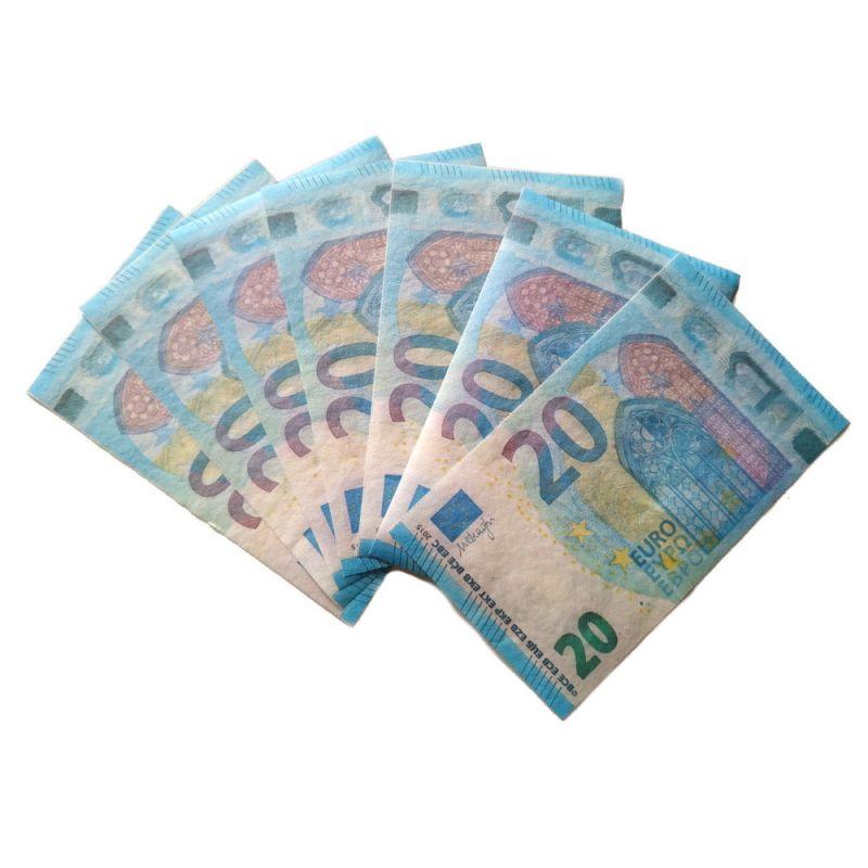 Pyrogeld Zaubergeld 20 Euro Schein
