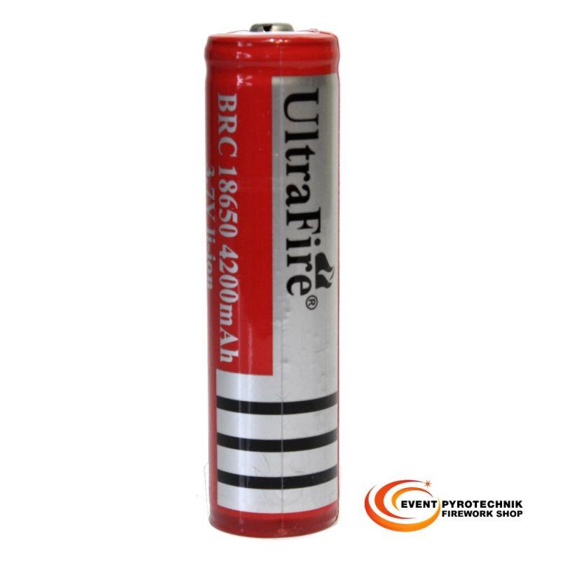 ULTRAFIRE Li-Ion Akku BRC 18650 - 4200mAh