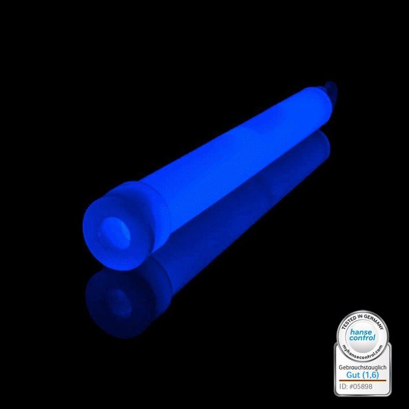 Power Knicklicht Blau 15 cm