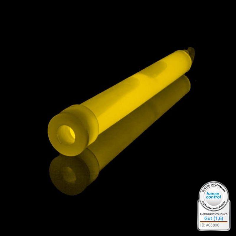 Power Knicklicht Gelb 15 cm