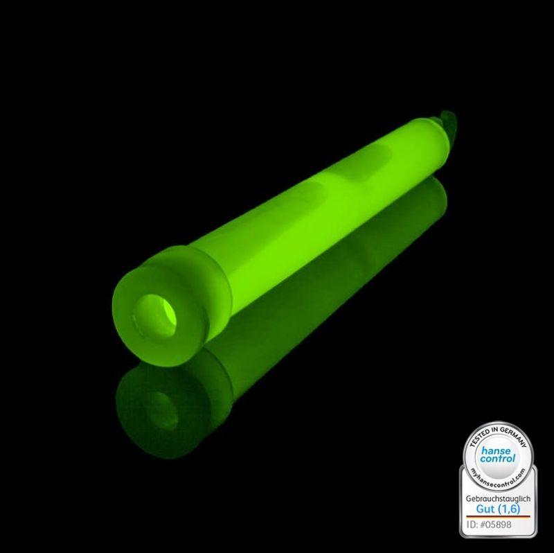 Power Knicklicht Grün 15 cm