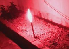 Bengalfackel Rot T1 - 3 min. Brenndauer
