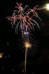 Firework Batterie  Geburtstagsfeuerwerk Komplettpaket