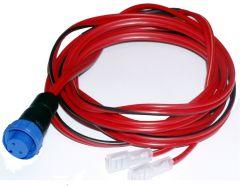 EXCITER Zündanlage externes Stomversorgungs Kabel mit Stecker