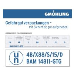 GMÖHLING Universal Gefahrgutkiste G®-safe BOX A 1589 / 29 4B Y