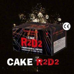 PGE348 R2D2 Komplettfeuerwerk ca. 100 sec.