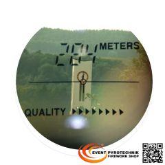 Laser Entfernungsmesser bis 800m