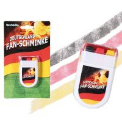 Fan-Schminke Deutschland Fussball WM EM