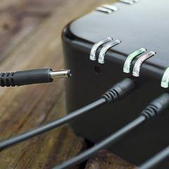 FireFly Zündclips 5 m Kabel - 5 Stück