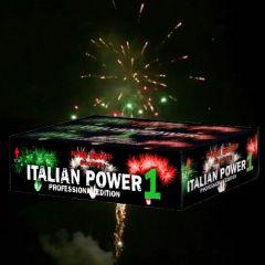 Italian Power 1 Verbundfeuerwerk ca. 85 sec.