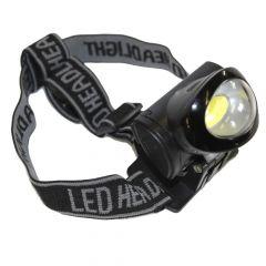 Kopflampe COB-LED Kunzer 7SLA01