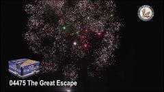 Verbundfeuerwerk Lesli The Great Escape, 144 Schuss - ca. 90 sec.