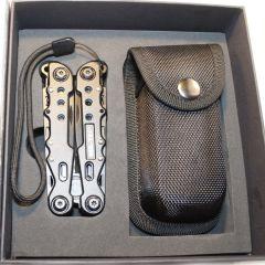 Multi Tool Black Cobra LG mit Etui 9 Werkzeuge