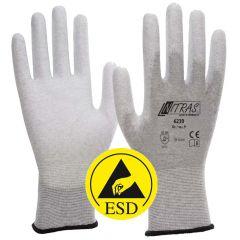 Nitras 6230 ESD Schutzhandschuhe antistatisch XL / 9