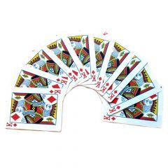 Pyropapier Spielkarten 10 Stück