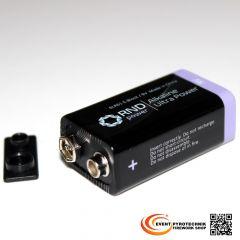 RND Alkaline-Batterie 9V-Block für professionellen Einsatz