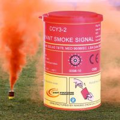 Rauchtopf Orange Rauchsignal CCY3-2 / 3 min. P1