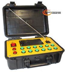 Funkzündanlagen Sender 1200 Kanäle DBR01-X im Koffer