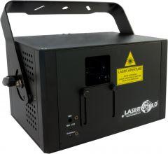 Laserworld CS-1000RGB MKII - ILDA DMX Showlaser