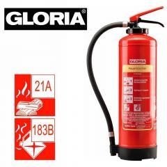 Gloria AB Schaum Feuerlöscher S6 EASY 6 Liter