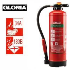 Gloria AB Schaum Feuerlöscher SE+ 6 PRO 6 Liter