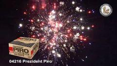 Lesli Prezident Piro 144 Schuss MEGA Displaybox