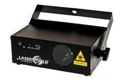 Laserworld EL-60G MKII Grüner Showlaser