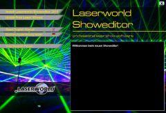 Laserworld Showeditor 2015 + ShowNET Netzwerk-Interface