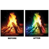 Mystical Fire Farbige Flammen Multi-Color