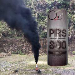 PRS800 Tarnrauch Mega Rauchtopf mit Reißzünder 45s, Schwarz - T1